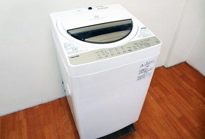 東芝 全自動洗濯機 AW-6G5-1