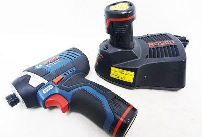 ボッシュ バッテリーインパクトドライバー GDR10.8-LI-1