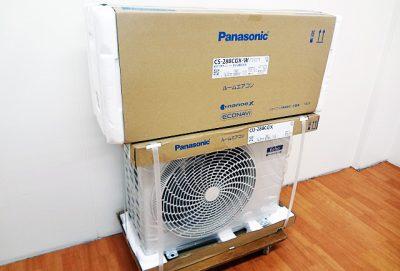 Panasonicパナソニック ルームエアコン CS-288CGX-1