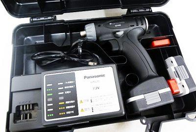 パナソニック 充電ドリルドライバー EZ7420LA2SD-1