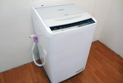 日立 全自動洗濯機ビートウォッシュ BW-V80A-2