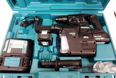 makita マキタ 充電式ハンマドリル HR244DGXVB-1