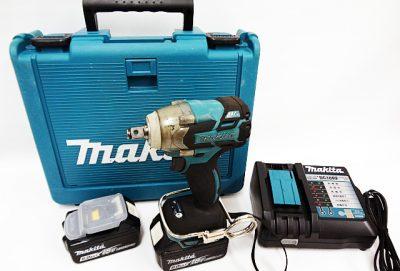 makita マキタ 充電式インパクトレンチ TW285DRGX-1