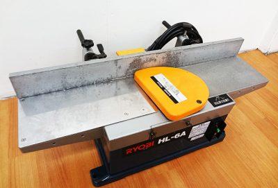 RYOBI リョービ 小型手押カンナ HL-6A-1