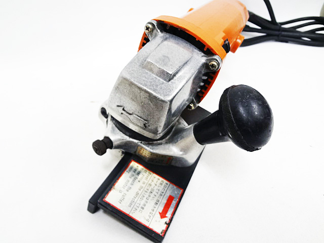 NITTO 日東工器 電動ミニベベラー 面取り機 MB-03A-3