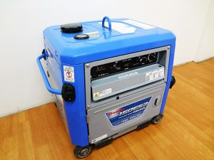 デンヨー ガソリンエンジン溶接機 GAW-150ES2-1