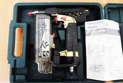 HitachiKoki 日立工機 高圧仕上釘打機 NT55HM2-1