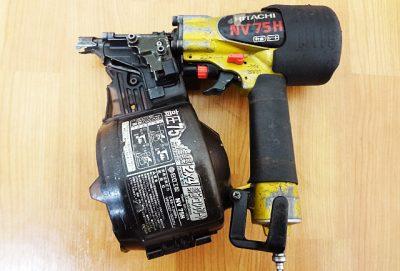 HitachiKoki 日立工機 高圧ロール釘打機 NV75H-1