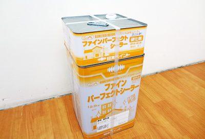 日本ペイント ファインパーフェクトシーラー 塗料液 硬化剤-1