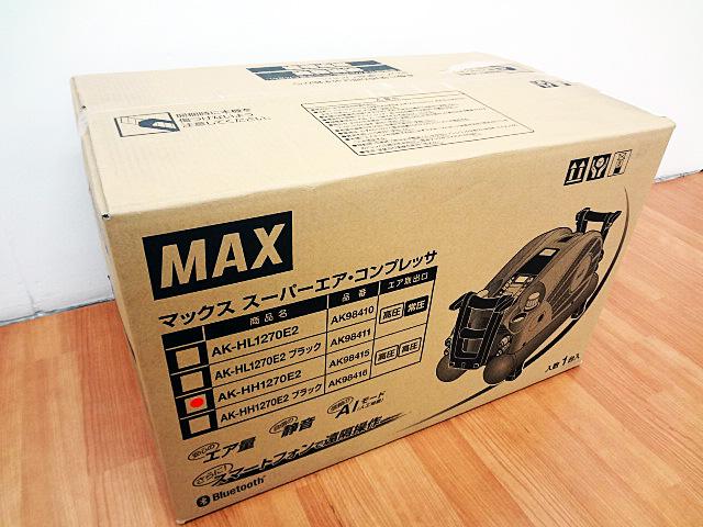 MAX マックス スーパーエアコンプレッサ AK-HH1270E2-1