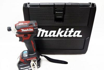 makita マキタ 充電式インパクトドライバ TD171DGXAR-1