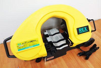 REX レッキス バンドソー マンティス180WS-1