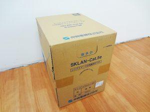 伸興電線 LAN用ツイストペアケーブル SKLAN-cat5e-1