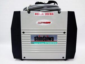 新ダイワ オールデジタル直流TIG溶接機 STW201DW-2