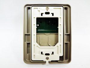 Panasonic パナソニック フル接地防水ダブルコンセント WK4106-4