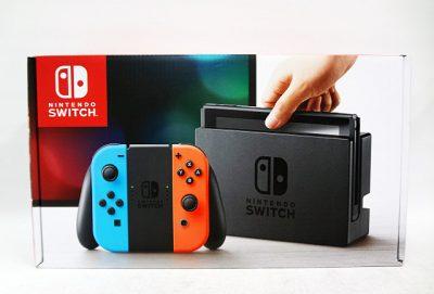 家電製品 NintendoSWITCH ニンテンドースイッチ HAC-001-1