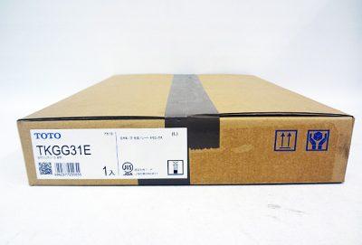住宅設備 TOTO キッチン用エコシングル水栓 TKGG31E-1