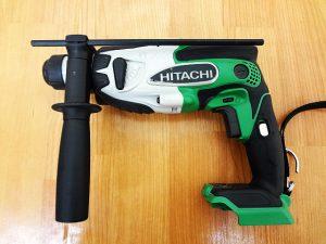 HitachiKoki 日立工機 コードレスロータリハンマドリル DH18DSL-2