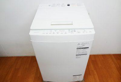 TOSHIBA 東芝 全自動洗濯機 AW-8D6(W)-1