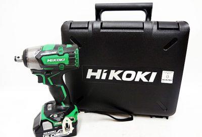 HiKOKI ハイコーキ コードレスインパクトレンチ WR18DBDL2-1-1