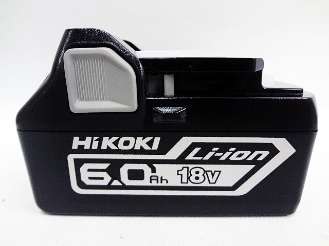 HiKOKI ハイコーキ リチウムイオン電池 BSL1860-3