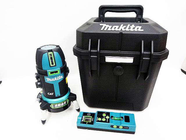 makita マキタ 充電式レーザー墨出し器 SK313GD-1