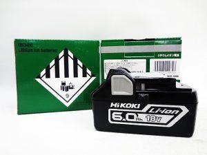 HiKOKI ハイコーキ リチウムイオン電池 BSL1860-1