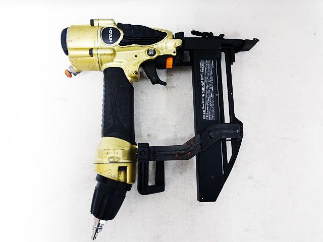 エア工具 HitachiKoki 日立工機 50mm高圧タッカ N5004HMF-2
