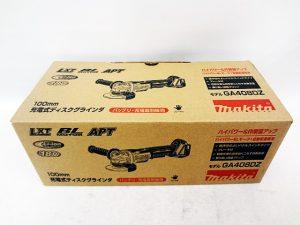 makaita マキタ 充電式ディスクグラインダ GA408DZ-1