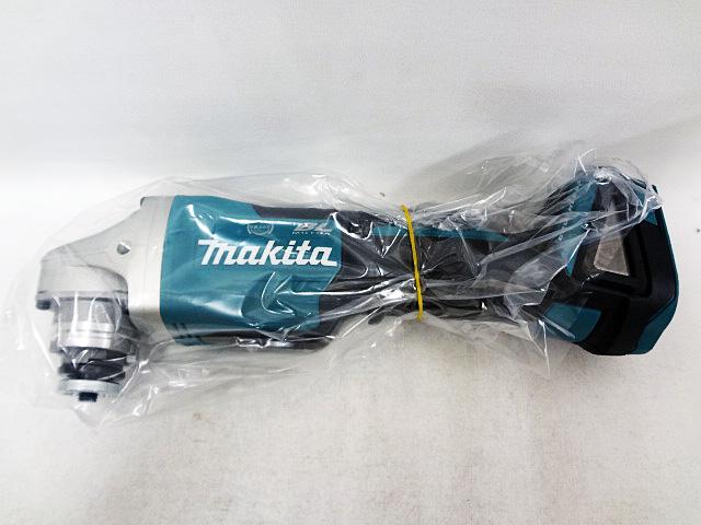 makita マキタ 充電式ディスクグラインダ GA408DZ-2
