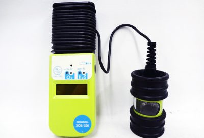 COSMOS コスモス 携帯用拡散式酸素・硫化水素濃度計 XOS-326-1