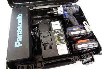 パナソニック 充電マルチインパクトドライバ EZ7542LZ2S-1