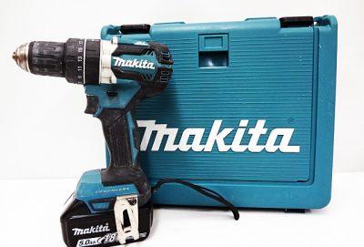 makita マキタ 充電式震動ドライバドリル HP484D-1