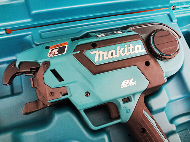 makita マキタ 充電式鉄筋結束機 TR180DRGX-3