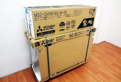 MITSUBISHI 三菱 ルームエアコン MSZ-GV5619S-1