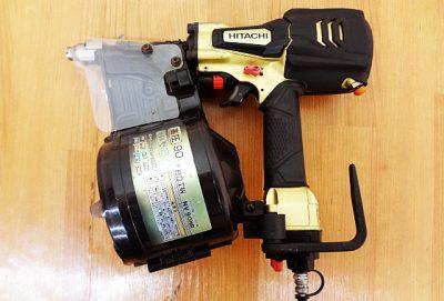 HitachiKoki 日立工機 高圧ロール釘打機 NV90HR-1
