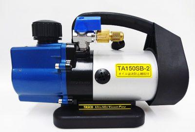タスコ ウルトラミニツーステージ真空ポンプ TA1502SB-2-1