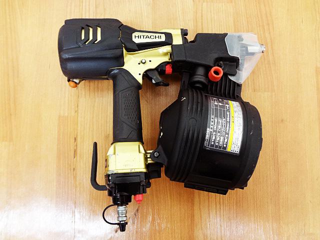HitachiKoki 日立工機 高圧ロール釘打機 NV90HR-2