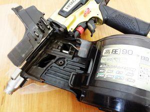 HitachiKoki 日立工機 高圧ロール釘打機 NV90HR-3