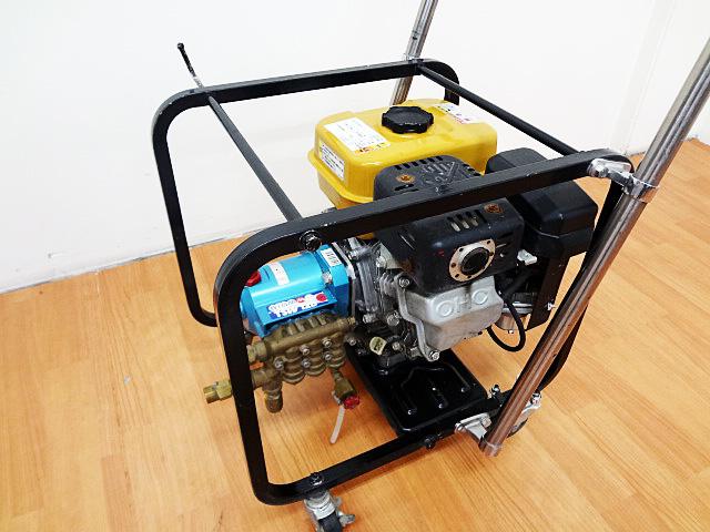 丸山 マルヤマ エンジン高圧洗浄機 TSW12B-1