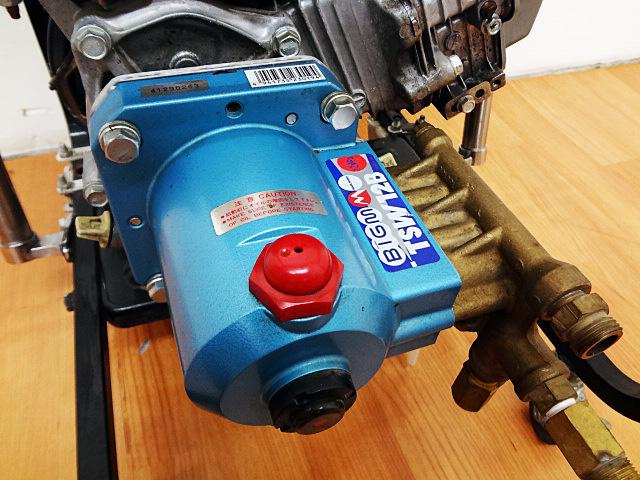 丸山 マルヤマ エンジン高圧洗浄機 TSW12B-4