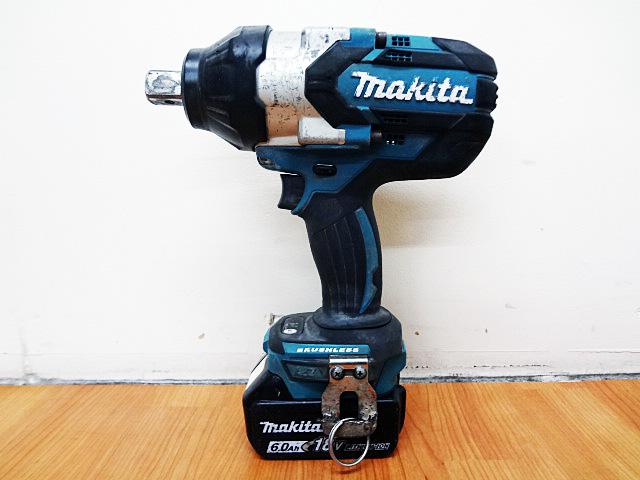 電動工具 マキタ 充電式インパクトレンチ TW1001DRGX-2