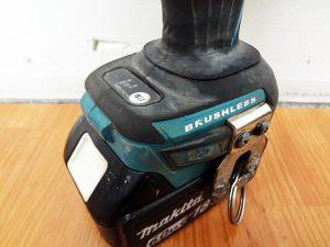 電動工具 マキタ 充電式インパクトレンチ TW1001DRGX-4