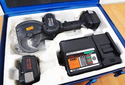 IZUMI 泉精器 充電式ケーブルカッタ REC-LI50Y-1