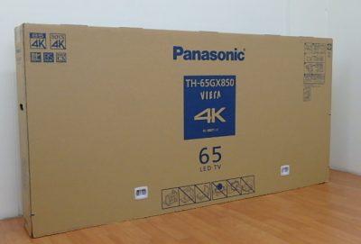 Panasonic パナソニック 65インチ液晶テレビ TH-65GX850-1