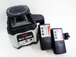 マイゾックス 自動整準レーザーレベル MJ-300-2