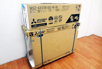 三菱 ルームエアコン MSZ-AXV5619S-1