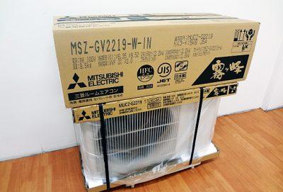 三菱 ルームエアコン 霧ヶ峰 MSZ-GV2219-1