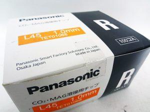 Panasonic Co2・MAG溶接用チップ TET12003-3