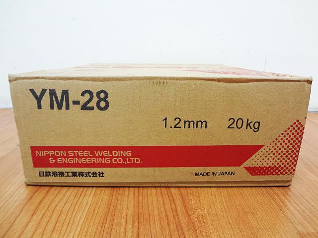 日鉄溶接工業 ソリッドワイヤ YM-28-3